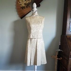 Darling Vintage 3 Piece Skirt Set!